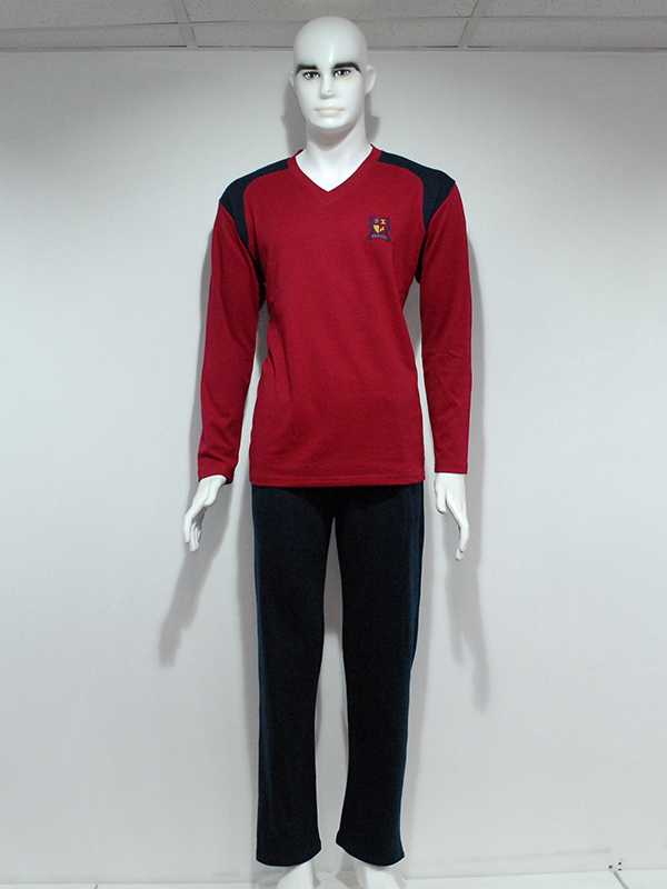 E300 Erkek İnterlok Pijama Takımı